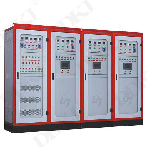 自动巡检控制柜,双电源互投装置,喷淋泵控制柜,消火栓控制柜)作为消防